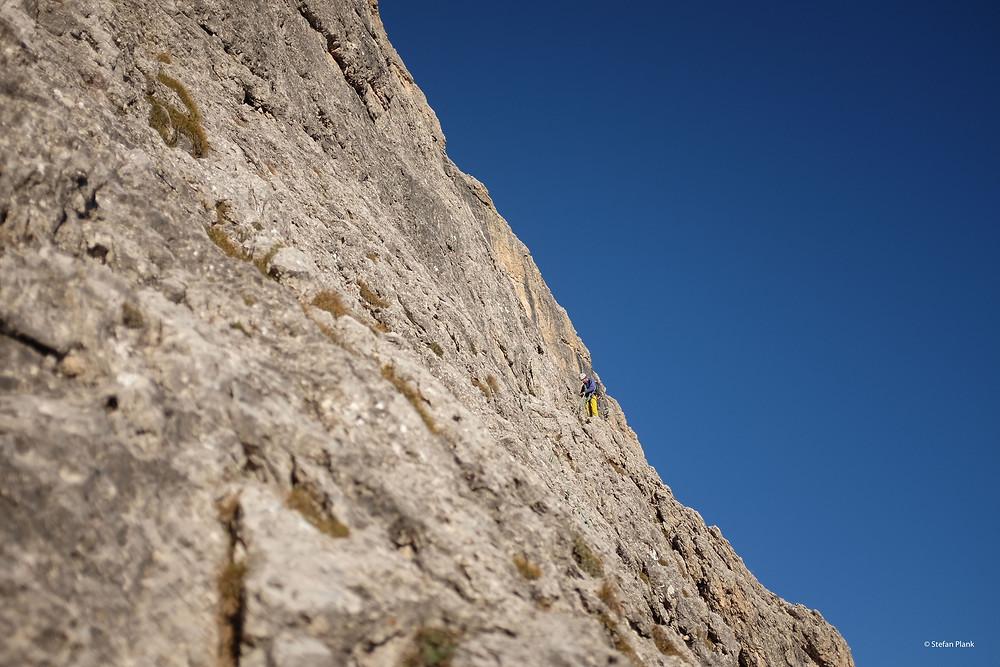 Langkofel Pichl Alpinklettern Dolomiten