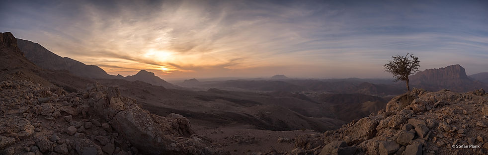 Klettern Oman
