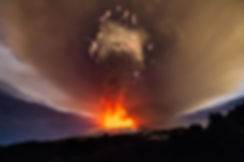 Ätna - Ausbruch 2015