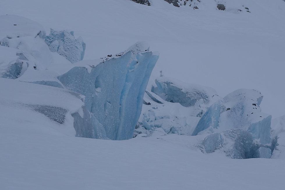 Gletschereis - Südtirolalpin