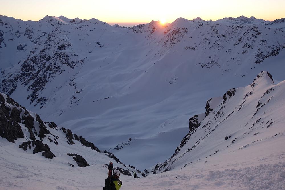 Skitour Königsspitze Gran Zebru Sulden Ortler Südtirol
