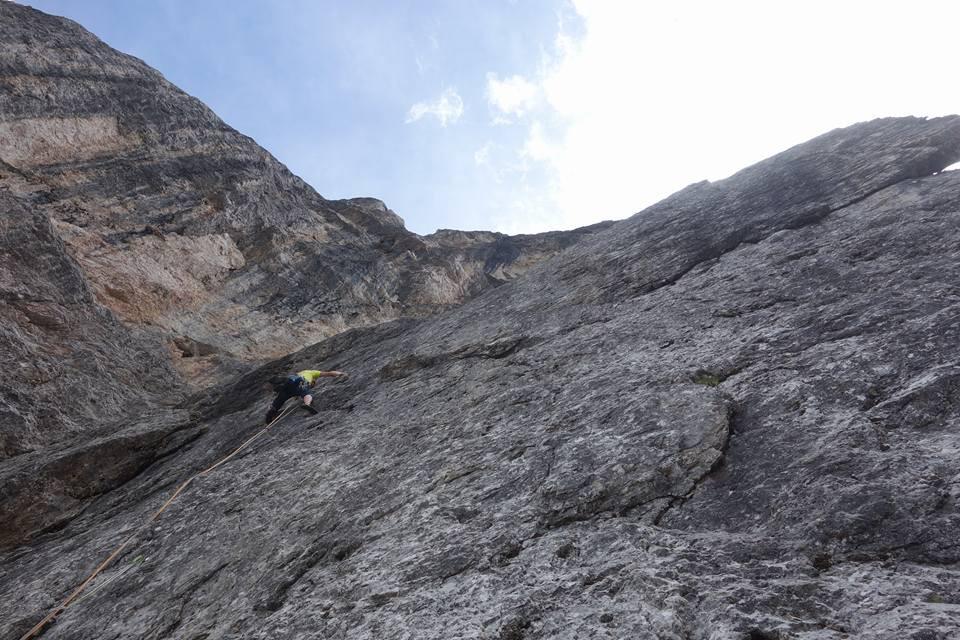 Peitlerkofl Messner Alpinklettern Peitler Petlerkofel