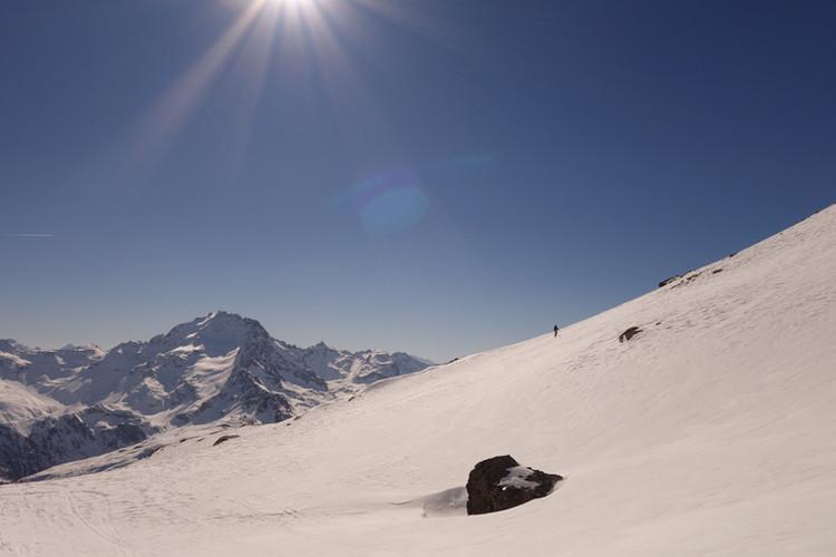 Livigno Alpen