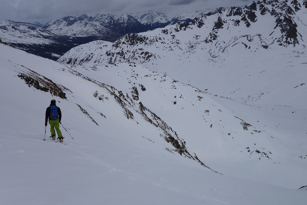 Skitour Livigno Alpen Bormio Pizzo Dosde Dosdé