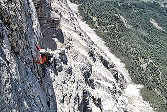 Alpinklettern lernen