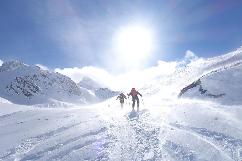 Südtirolalpin - Wetter Wind Lawinen