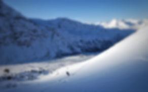 Norwegen Lyngen Alps Skitouren im Hohen Norden