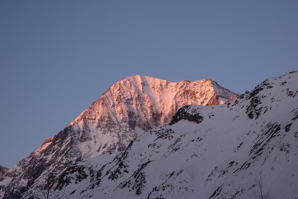 Vertainspitze, Hoher Angelus, Skitour