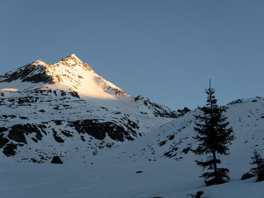 Rauchkofel - Skitour