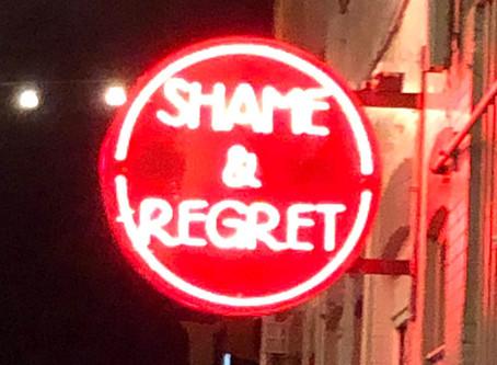 Shame and Regret