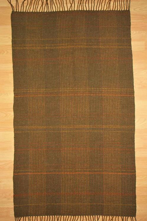 Brown Woollen Blanket