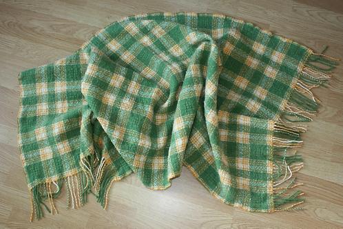 Shetland Felted Blanket