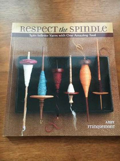 Book - Respect the Spindle SOLD