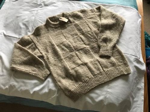 Gentleman's Fawn Sweater