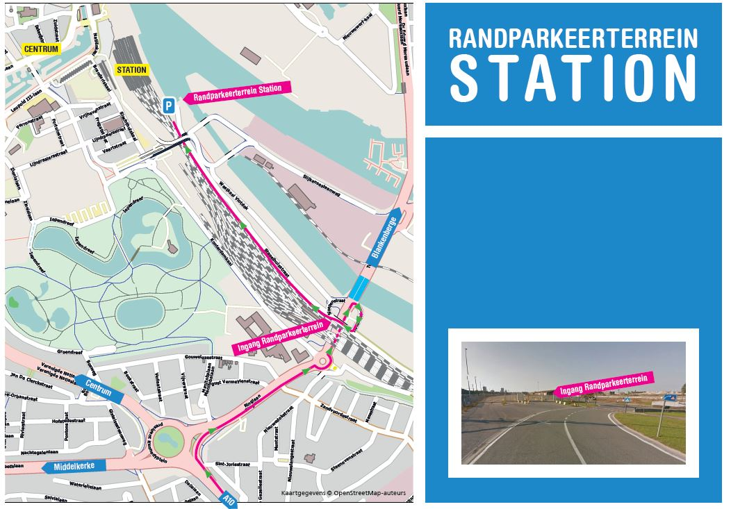 Randparking Station