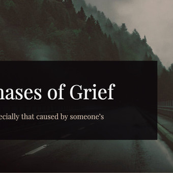 The Phases of Grief