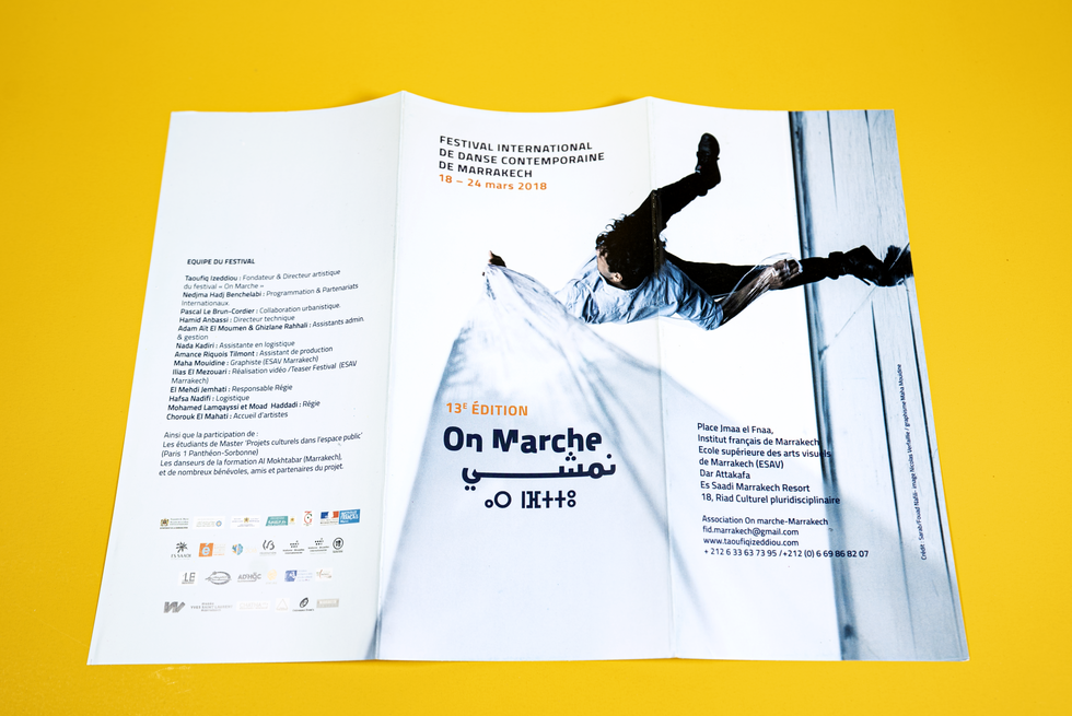 Programme On Marche 2019