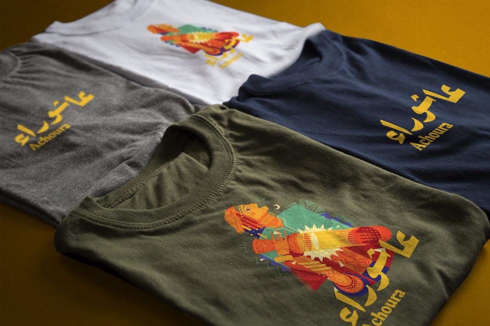 T-shirt Achoura