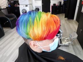Rainbow for days