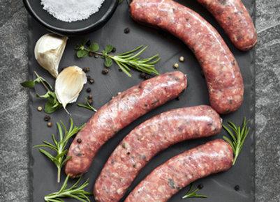 5 x Award winning Pork Spicy Italian Sausages (Gluten & Diary Free)