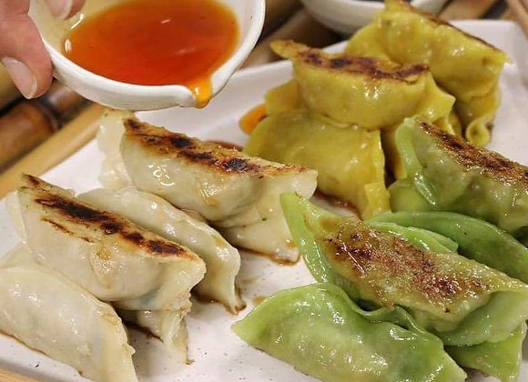 Akemi's Gyoza Dumplings