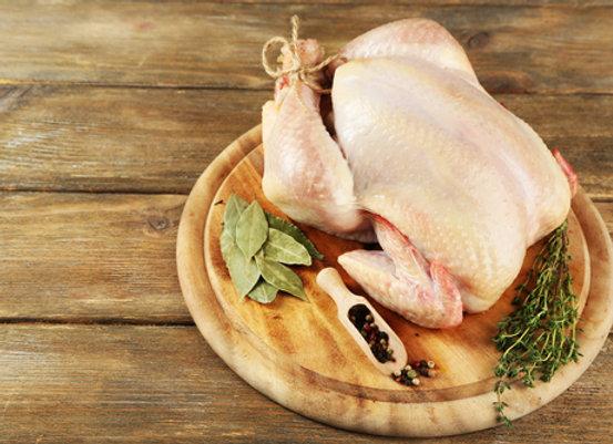 Free Range Whole Chicken - Size 14