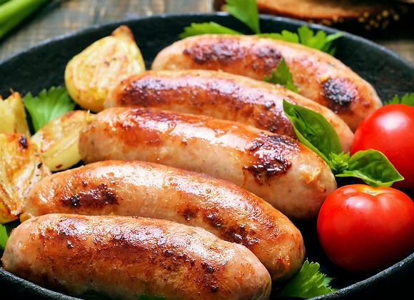 Honey Mustard Chicken Sausages - 5 pack