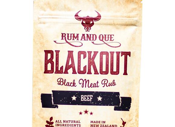 Rum & Que Blackout Rub