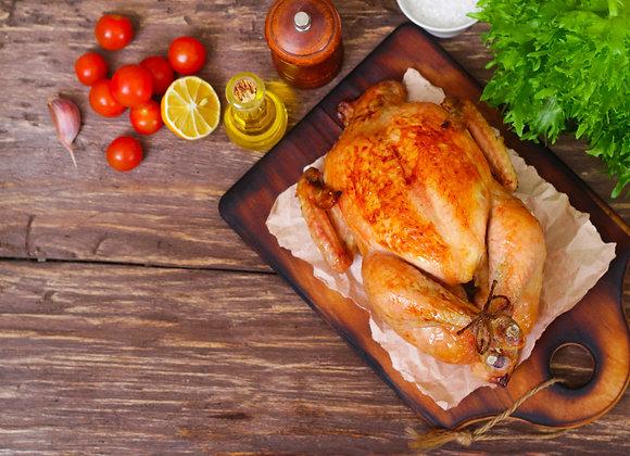 Bostock Organic Whole Chicken ( fresh )