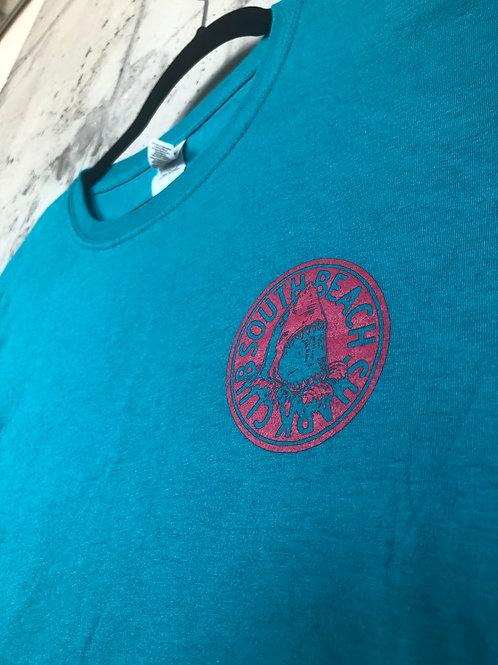 Tropical Blue SBSC T-Shirt