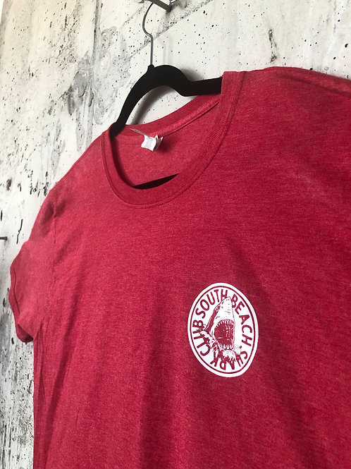 Red and White SBSC T-Shirt