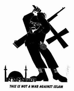 Its not war against Islam - Jeff Perks