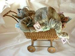 Banker in a basket - Jeff Perks