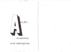 A is for Austrialia - Jeff Perks