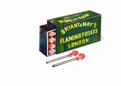 Flaming Fusees - Jeff Perks