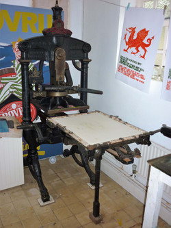 My Albion Press