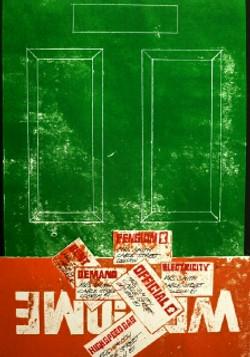 Jeff Perks- Who will see it alone. Cardboard Print. 40x30cm