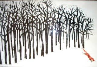 Winter Fox - Jeff Perks