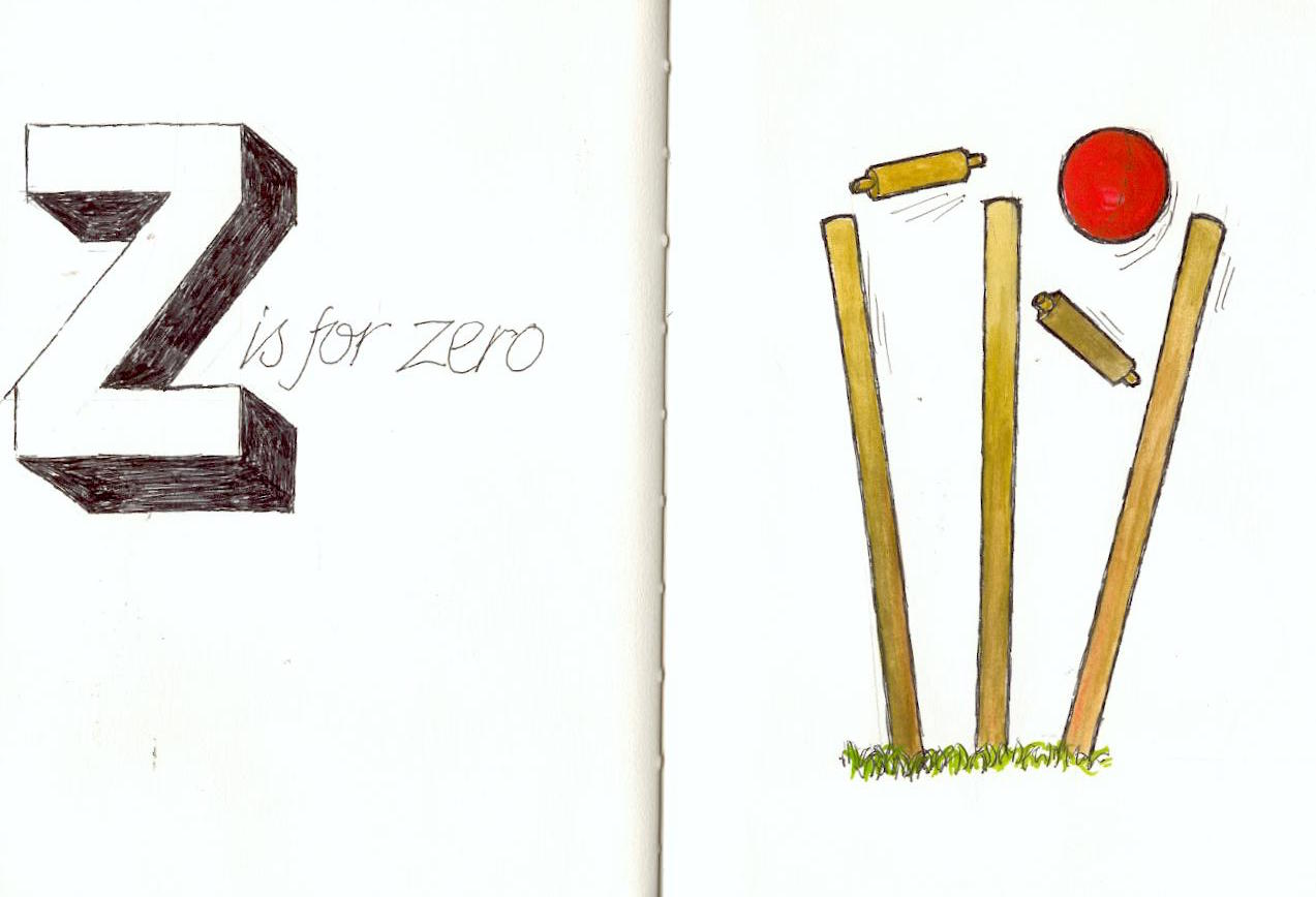 Z is for Zero  - Jeff Perks