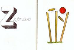 Z is for Zero  - Jeff Perks