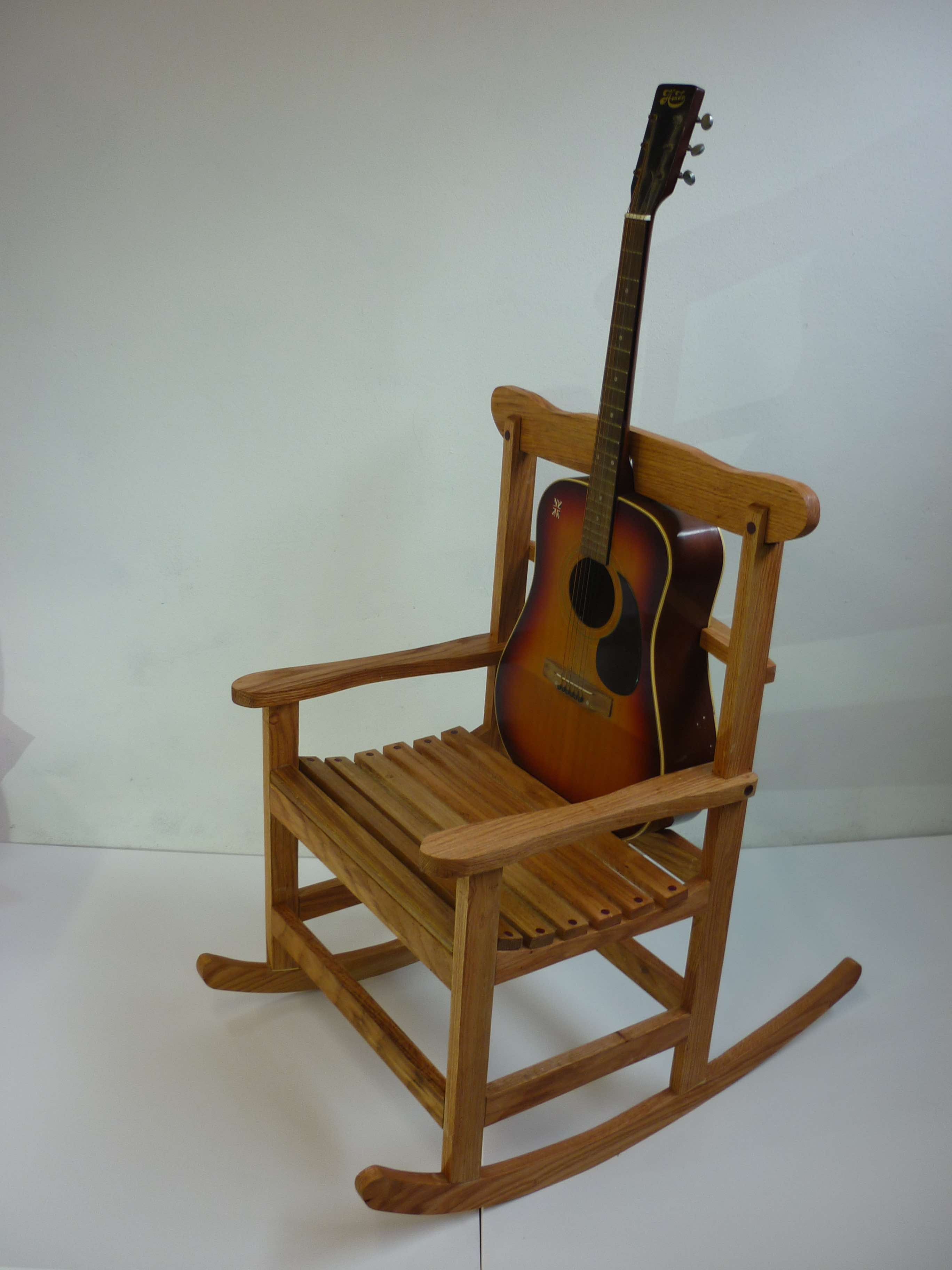 Rock'n'Roll Chair - Jeff Perks