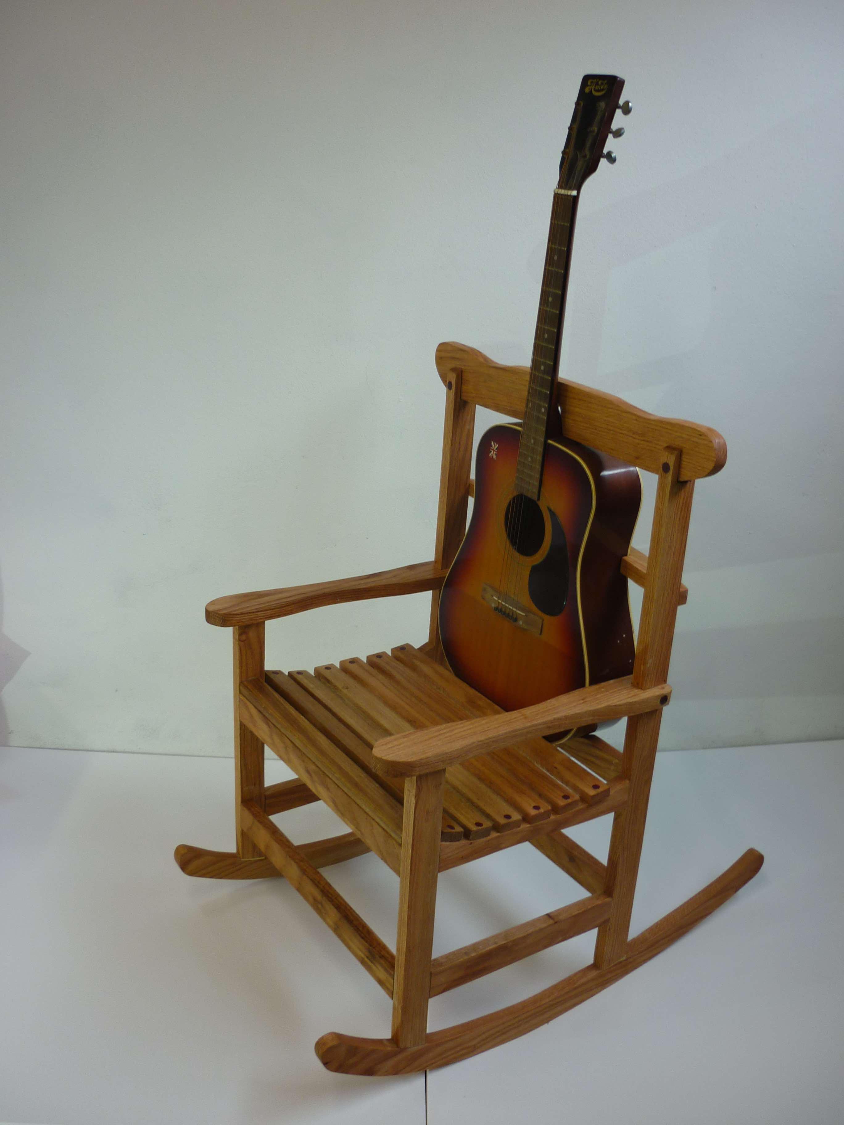Rock'n'Roll Chair - Jeff Perks