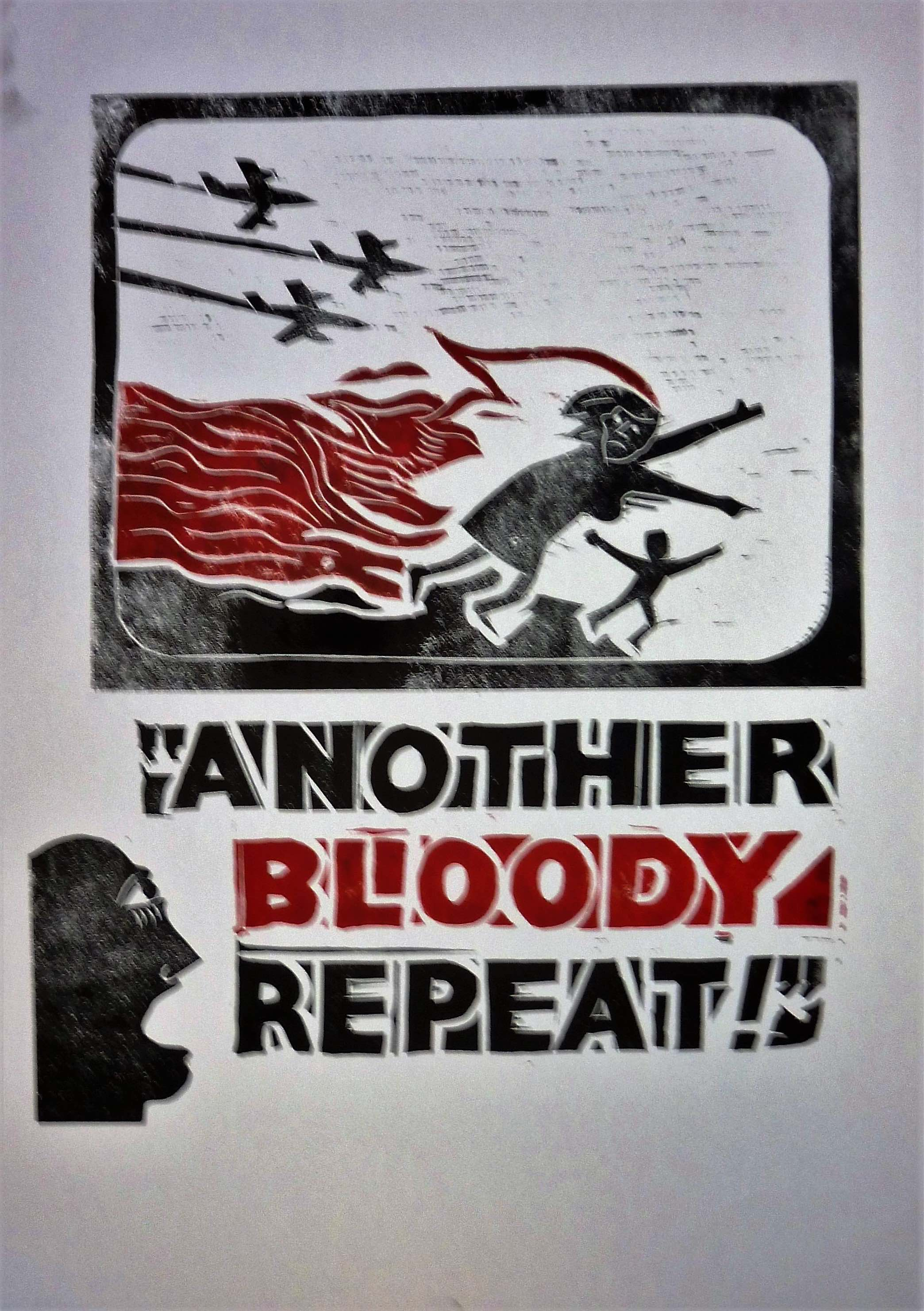Iraq. Another Bloody Repeat