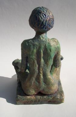 Jeff Perks -Christine (Bronze)