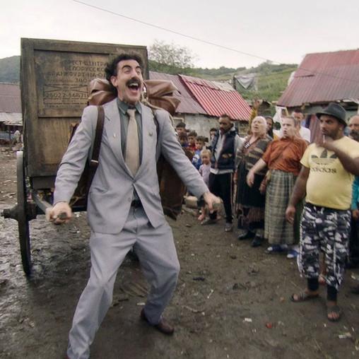 Snippet: Borat Subsequent Moviefilm (2020)