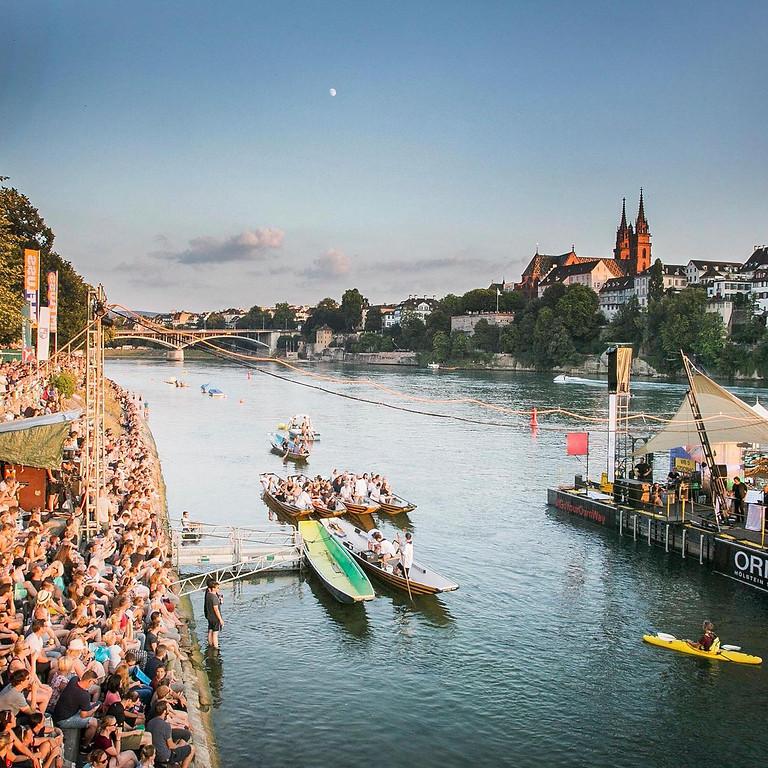 Im Fluss - Festival in Basel