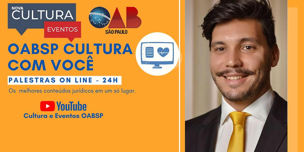 Palestra Online -  07/05/2020 às 19h - Dr. Rodrigo Tamassia Ramos