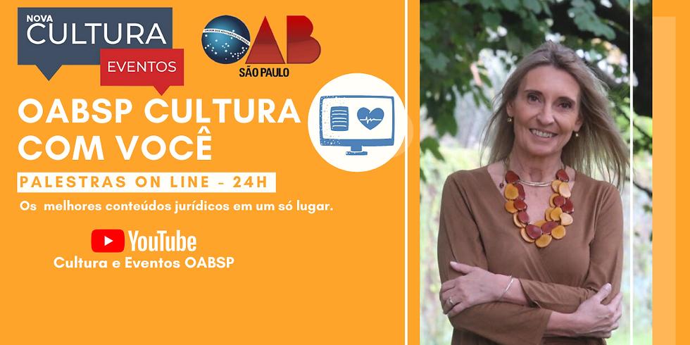 Palestra Online -  23/04/2020 às 19h - Dra. Glaucia Savin