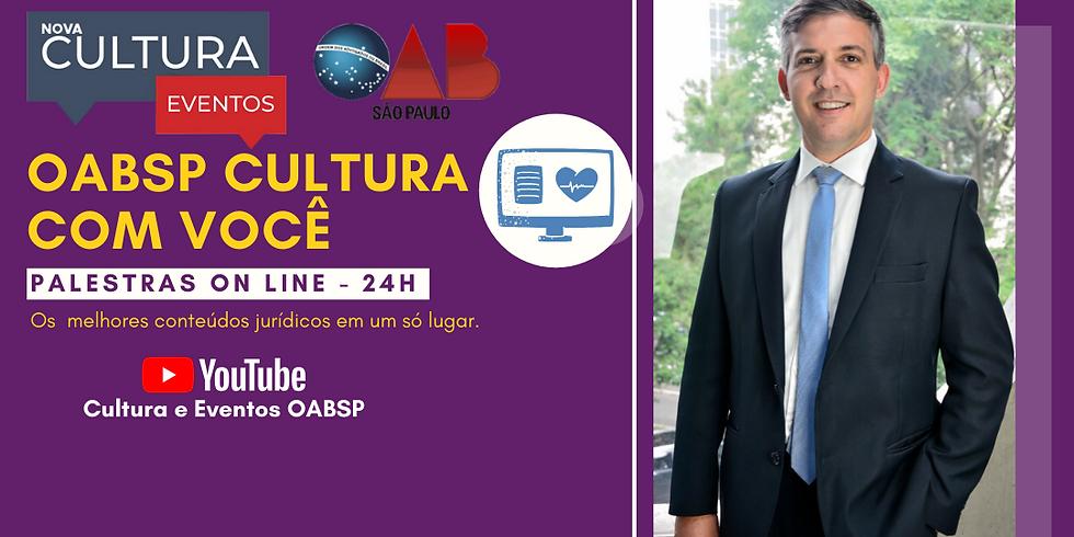 Palestra Online -  24/04/2020 às 19h - Dr. Sergio Geromes