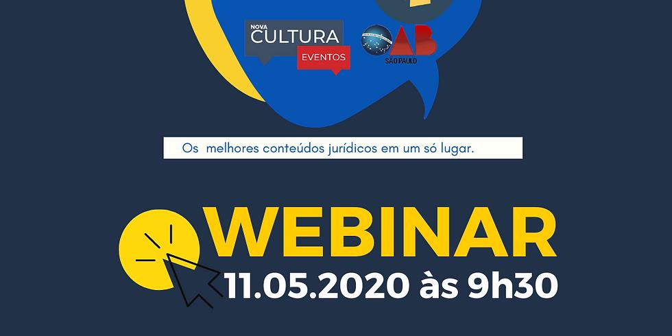 Webinar - ASPECTOS CONSTITUCIONAIS DA PANDEMIA